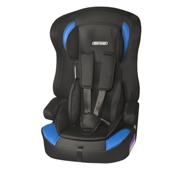 Изображение Автокресло детское 1/2/3гр SKYWAY PROTECT BABY (9-36кг / 1-10 лет) Черно/Синее S02801005