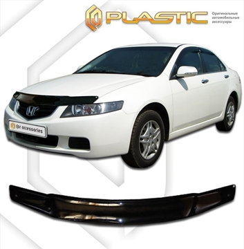 Изображение Дефлектор капота Honda Accord 2002-2006