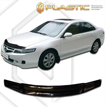 Изображение Дефлектор капота Honda Accord 2006-2008